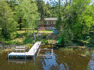Forest County, Iron Wi County, Langlade County, Lincoln County, Oneida County, Vilas County Condo/Townhouse For Sale: 6471 Cedar Crest Ln #8