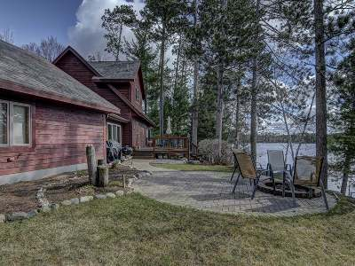 Tomahawk WI Single Family Home For Sale: $350,000