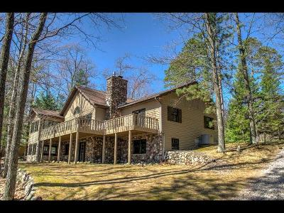 Conover Single Family Home For Sale: 5726 Stormy Point Rd