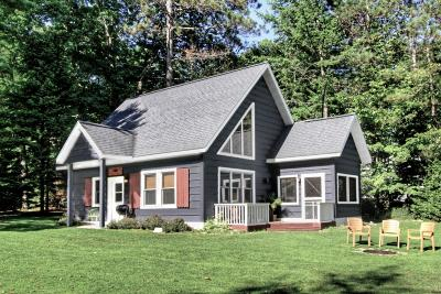 Three Lakes Single Family Home Active Under Contract: 942 Golf Course Loop #2