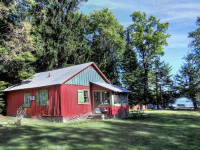 Langlade County, Forest County, Oneida County Single Family Home For Sale: 946 Golf Course Loop #4