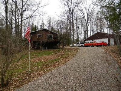 Pickerel WI Single Family Home For Sale: $154,900