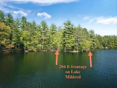 Rhinelander Residential Lots & Land For Sale: 11 Acres Lakeland Dr