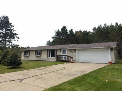 Tomahawk Single Family Home For Sale: 115 Cooks Cr