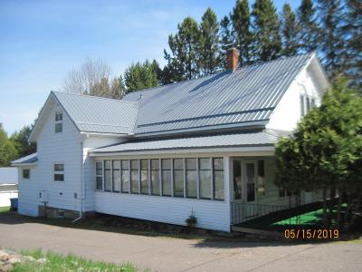 Butternut Single Family Home Active Under Contract: 113 5th St S