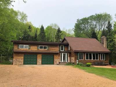 Pelican Lake Single Family Home For Sale: 261 Hwy 45