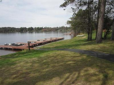 Forest County, Iron Wi County, Langlade County, Lincoln County, Oneida County, Vilas County Condo/Townhouse For Sale: 4443 Chain O Lakes Rd #130