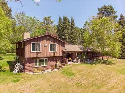 Lincoln County, Price County, Oneida County, Vilas County Single Family Home For Sale: 4215 Birchwood Dr N