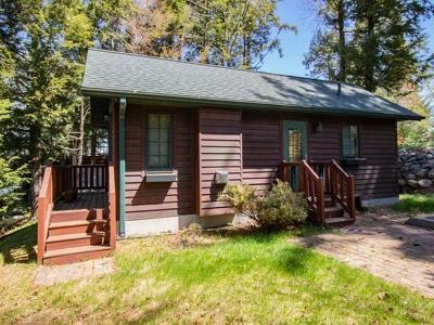Sayner Single Family Home For Sale: 3429 Bear Hollow Rd