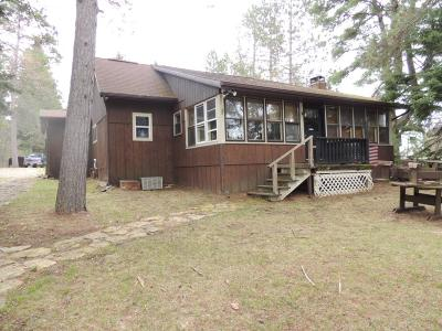 Elcho Single Family Home For Sale: N11416 Post Lake Dr