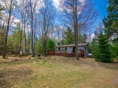 Minocqua Single Family Home For Sale: 8114 Bo Di Lac Dr S