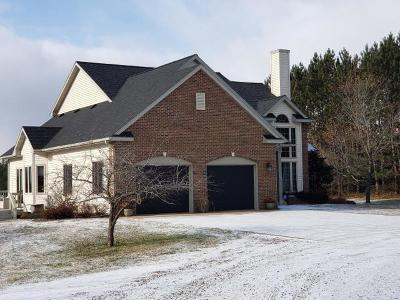 Tomahawk WI Single Family Home For Sale: $345,900