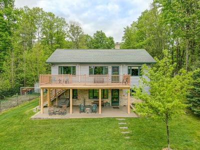 Langlade County, Forest County, Oneida County Single Family Home For Sale: 15410 Bald Eagle Blvd