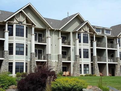 Langlade County, Forest County, Oneida County Condo/Townhouse For Sale: 6990 A10 Bengs Rd
