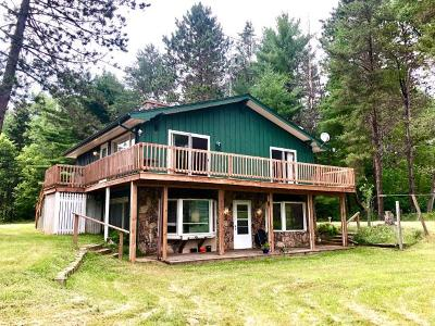 Forest County, Iron Wi County, Langlade County, Lincoln County, Oneida County, Vilas County Duplex For Sale: 8374 Mercer Lake Rd #78