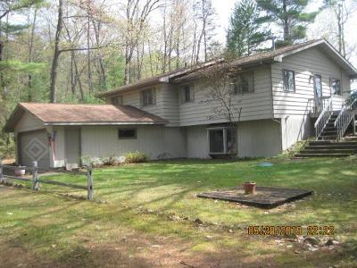 Woodruff Single Family Home For Sale: 8994 Madeline Lake Rd