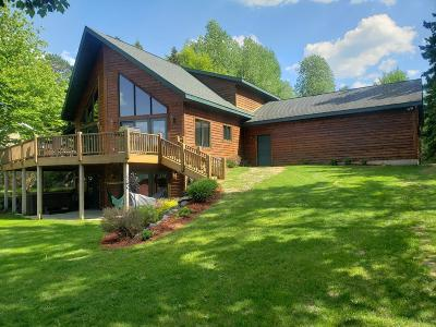 Lincoln County, Price County, Oneida County, Vilas County Single Family Home For Sale: 1408 Jaecks Rd