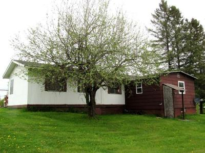 Merrill Single Family Home Active Under Contract: N2707 Tesch Rd