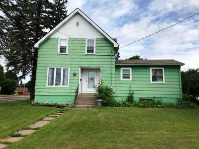 Park Falls Single Family Home For Sale: 288 Sherry Ave