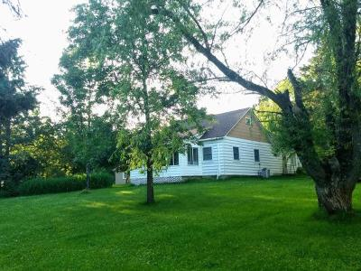 Tomahawk Single Family Home For Sale: N 8819 Lowery Rd