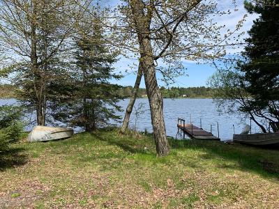Rhinelander Residential Lots & Land For Sale: 5741 Jennie Webber Lake Rd