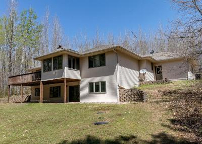 Minocqua Single Family Home Active Under Contract: 10711 Cator Dr