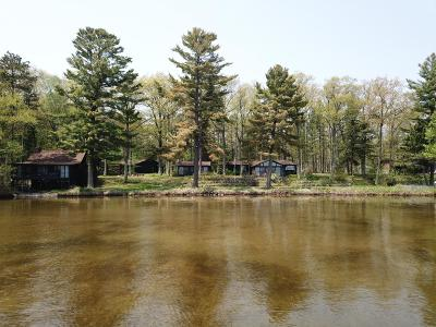 Minocqua WI Single Family Home For Sale: $795,000
