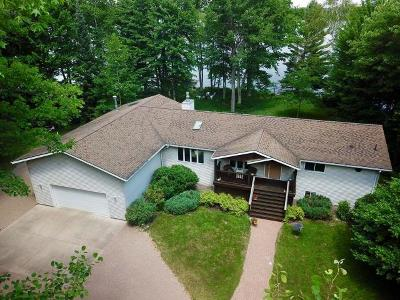 Tomahawk WI Single Family Home For Sale: $425,000