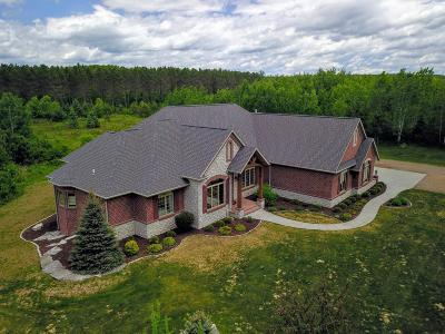 Tomahawk WI Single Family Home For Sale: $695,000