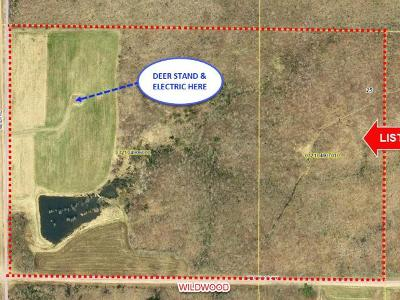 Ogema Residential Lots & Land For Sale: On Meier Rd