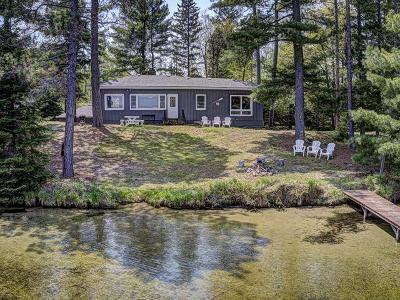 Eagle River Single Family Home For Sale: 1365 Bass Lake Rd E