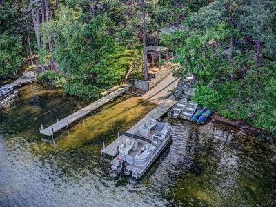 Three Lakes Single Family Home For Sale: 1869 Meta Lake Rd