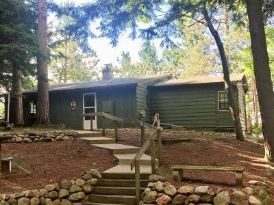 Langlade County, Forest County, Oneida County Single Family Home Active Under Contract: 943 Olson Rd
