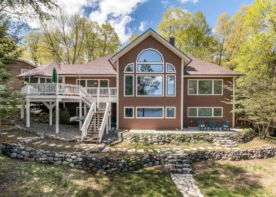 Minocqua WI Single Family Home For Sale: $899,000