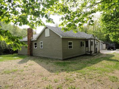 Gleason Single Family Home Active Under Contract: N9973 Cth B
