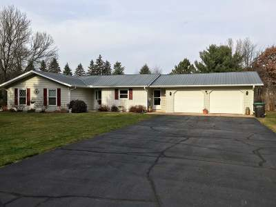 Tomahawk Single Family Home Active Under Contract: 1517 Spruce Ave