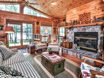 Eagle River Single Family Home For Sale: 2538 Topwater Tr
