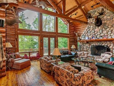 Vilas County Single Family Home For Sale: 1260 Deer Path