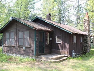 Elcho Single Family Home Active Under Contract: N11670 Post Lake Dr