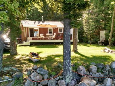 Langlade County, Forest County, Oneida County Single Family Home For Sale: 4695 Lake Lucerne Dr