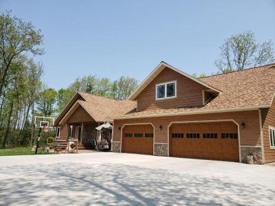 Tomahawk Single Family Home For Sale: 9326 Pine Grove Ln