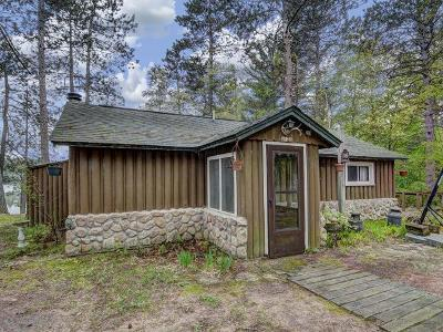 Forest County, Iron Wi County, Langlade County, Lincoln County, Oneida County, Vilas County Single Family Home For Sale: 2137 Anderson Rd