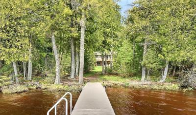 Langlade County, Forest County, Oneida County Single Family Home For Sale: 6657 Woodland Ln