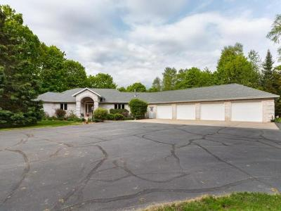 Langlade County, Forest County, Oneida County Single Family Home For Sale: W11078 Shore Rd S