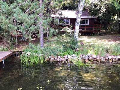 Langlade County, Forest County, Oneida County Single Family Home For Sale: 9518 Evergreen Tr