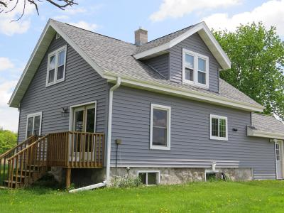 Gleason Single Family Home For Sale: W13343 Cth C