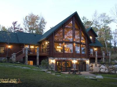 Langlade County, Forest County, Oneida County Single Family Home For Sale: 4375 Double Oaks Tr