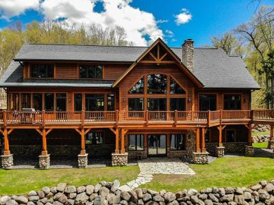Vilas County Single Family Home For Sale: Near Armour Lake Rd E