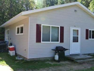 Three Lakes WI Single Family Home Active Under Contract: $62,000