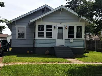 Park Falls Single Family Home For Sale: 335 7th Ave S